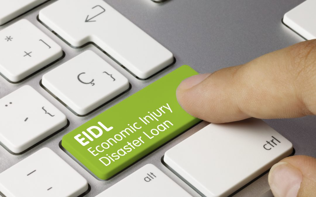 Economic Injury Disaster Loans (EIDL) EMERGENCY GRANT through the Small Business Administration (SBA)